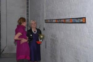 Ikonen des Sieges Berlin Edyta Jaworska & Boguslawa Jaworska
