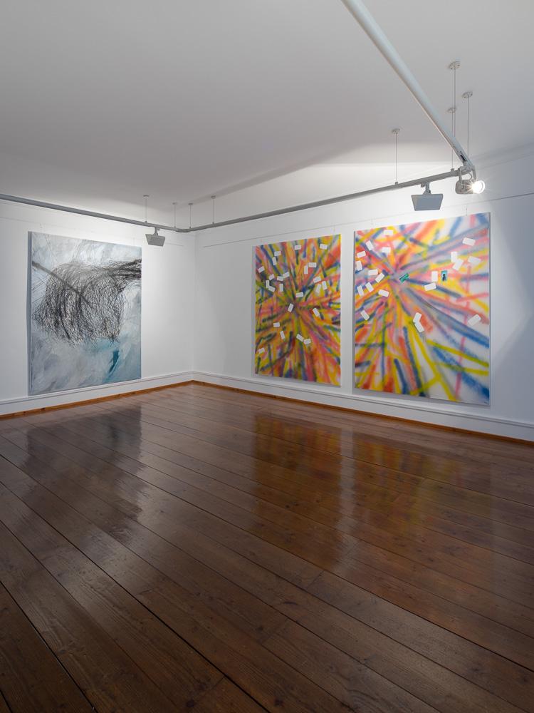 Museum, Einzelausstellung von Renata Jaworska