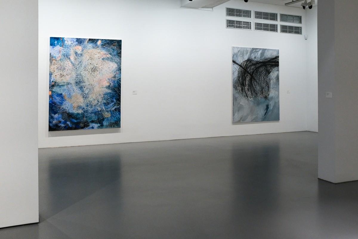 Renata Jaworska: Singenkunst 2017, Spurensuche 7*7 im Kunstmuseum Singen