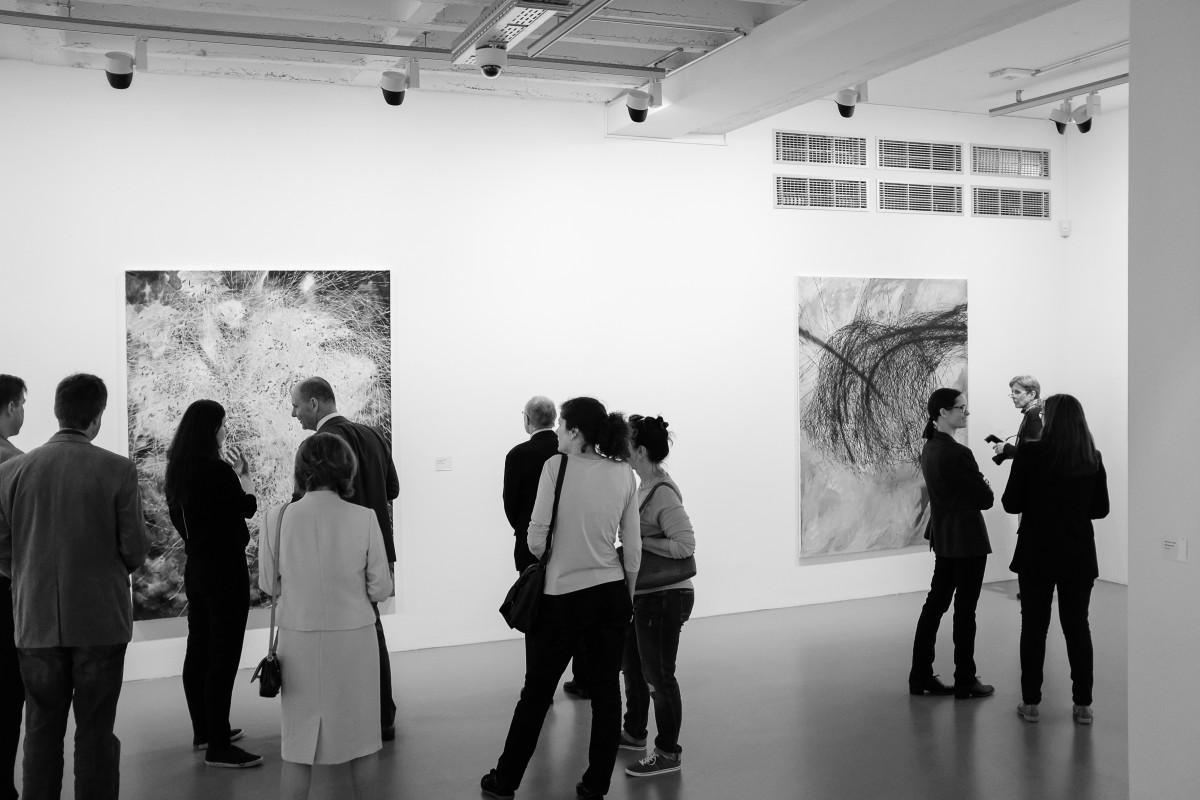 Renata Jaworska stellt aus: Kunstverein Singen im Kunst Museum Singen, Singenkunst, Spurensuche 7+7