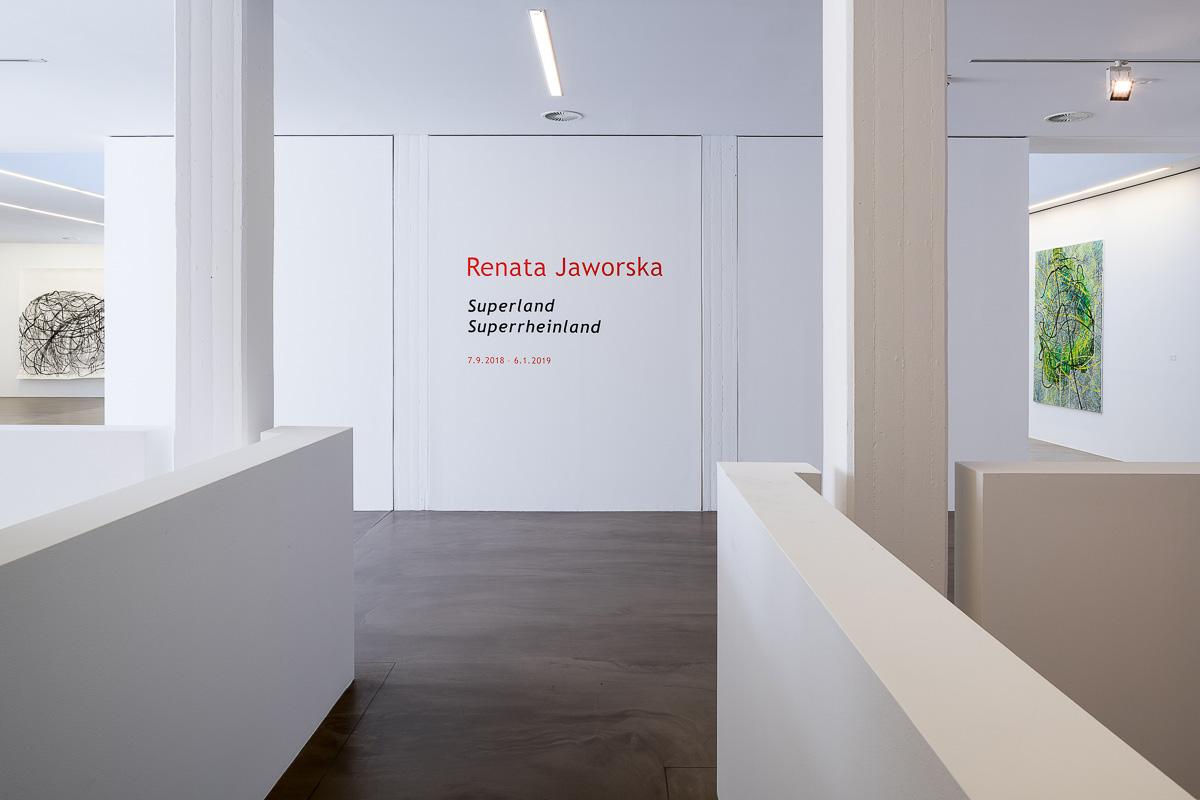 Renata JAworska, Kunstakademie Düsseldorf,
