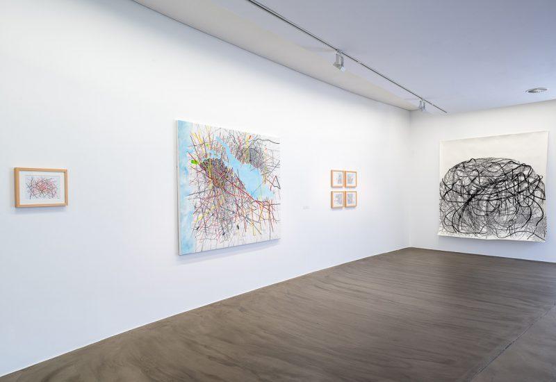 Einzelausstellung von der polnischen Künstlerin Renata Jaworska im Museum Ratingen