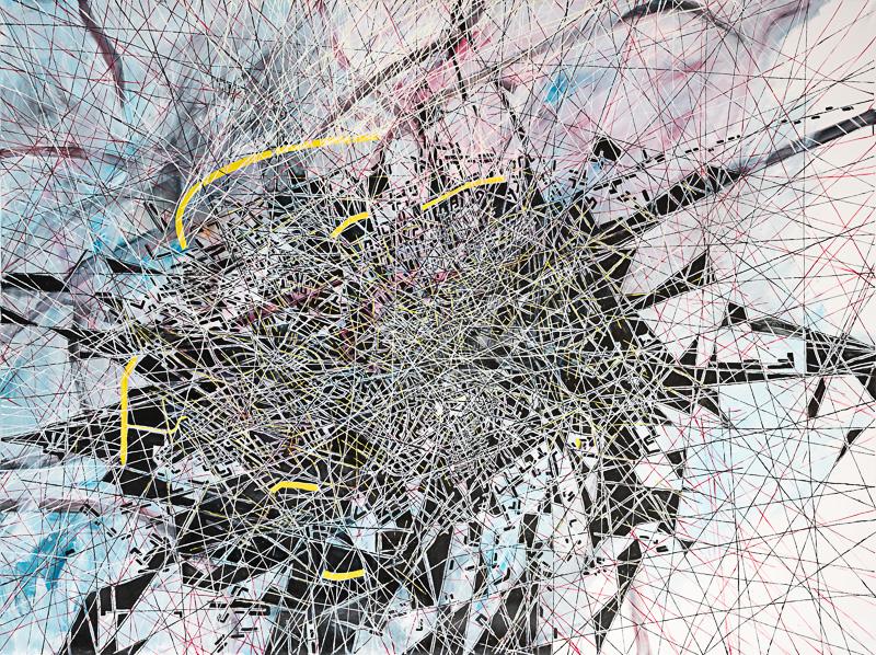 Zeichnung Biennale, Renata Jaworska