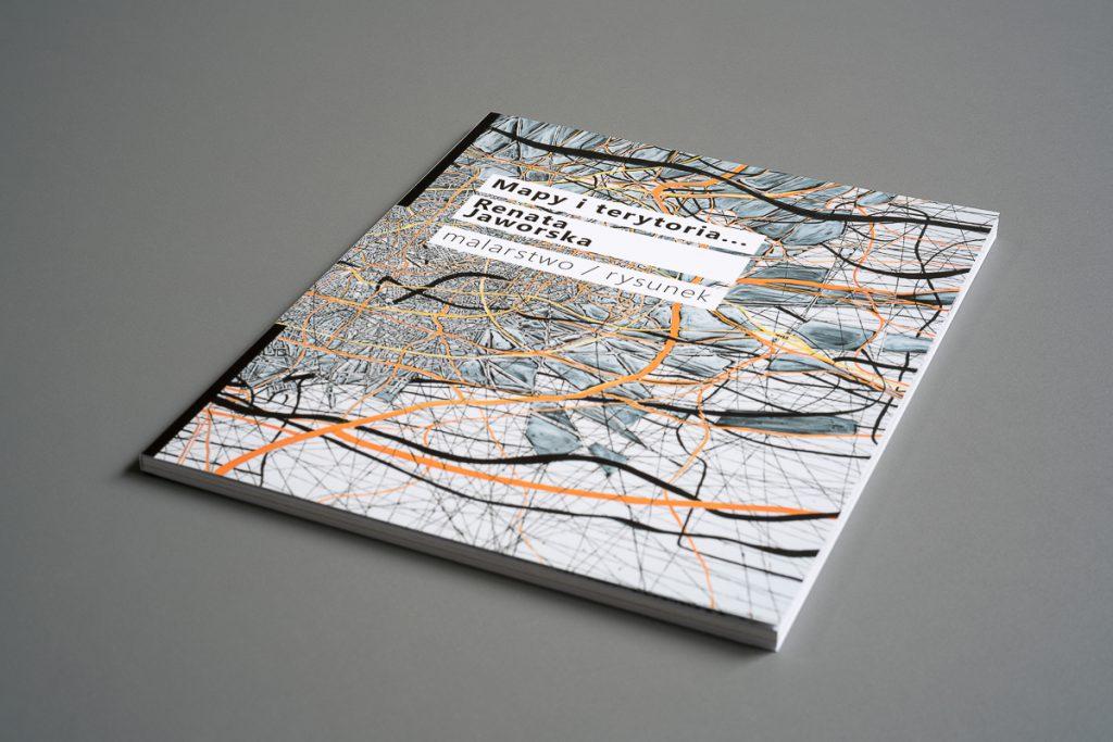 Renata Jaworska: Karten und Gebiete