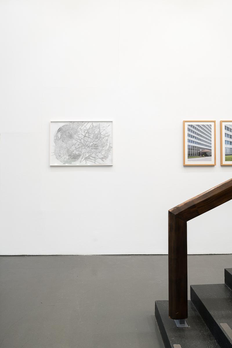 Kunsthalle Düsseldorf | Renata Jaworska - Karten und Gebiete
