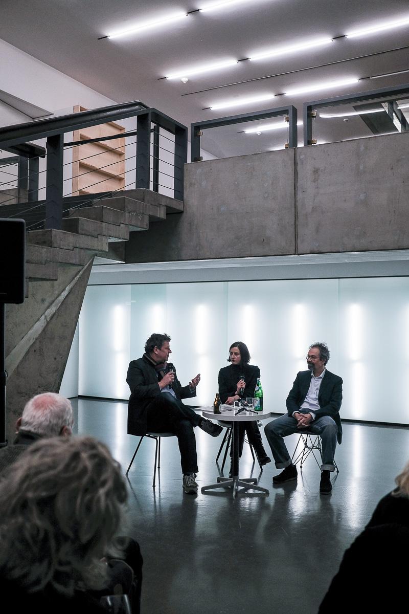 Kunsthalle Düsseldorf | Renata Jaworska im Gespräch mit Gregor Jansen und Marcus Schwier