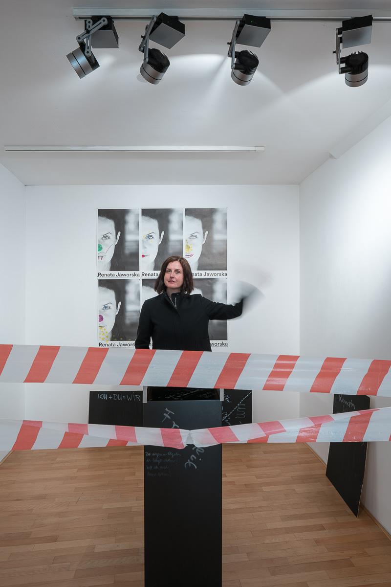 Renata Jaworska: Unnötige Förmlichkeiten