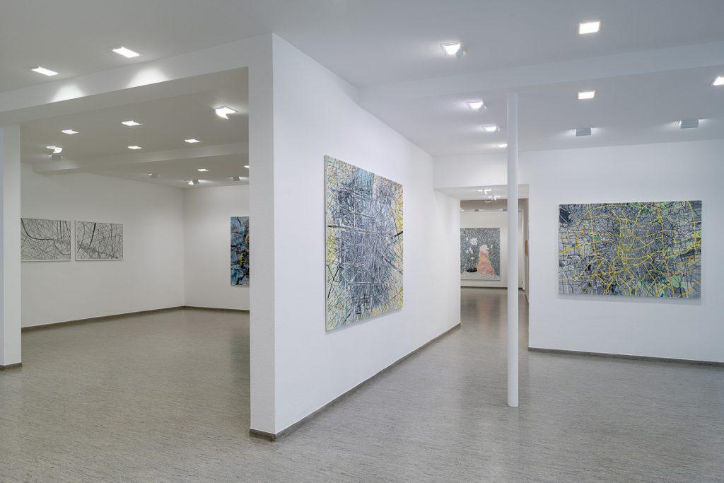 Renata Jaworska, Absolventin der Kunstakademie Düsseldorf